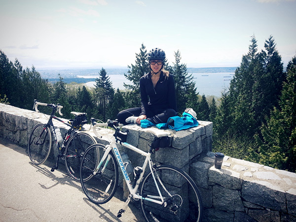 @ Cypress Mountain Lookout