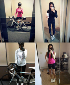 The Hideous: Women's Cycling Gear