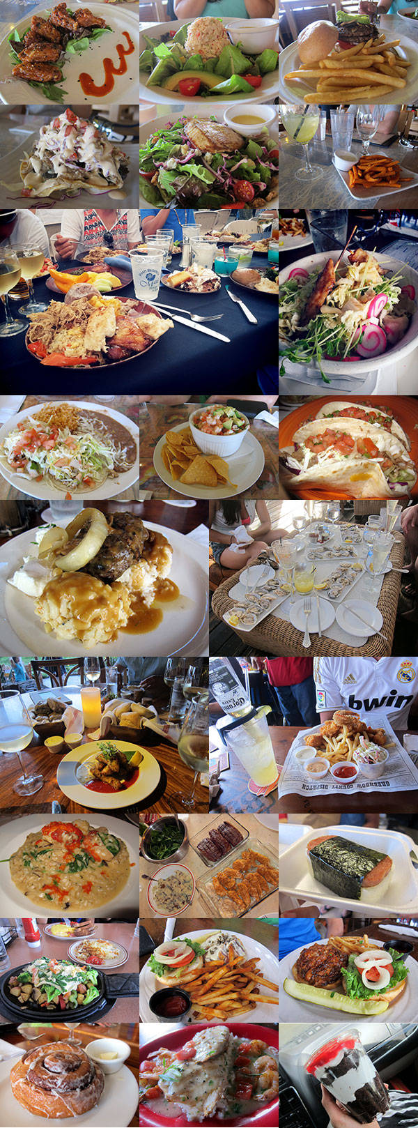 MASSIVE FEASTS in Maui