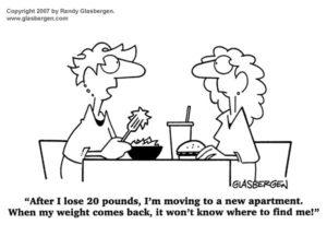 Gradual Weightloss: Best Way to Keep It Off