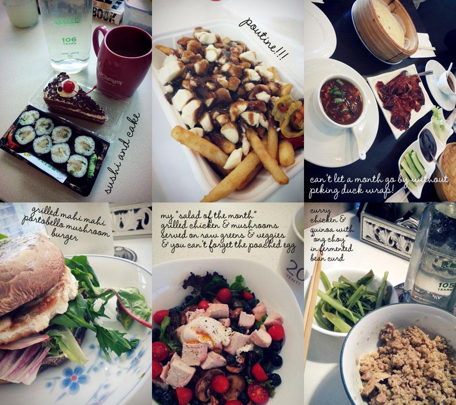 July Eats.