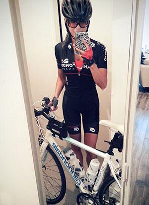 Mandatory Vain Cyclist Image | iFuckingLoveFitness.com