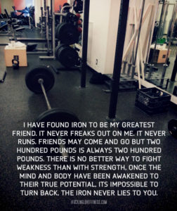 Confessions of a Fitness Addict