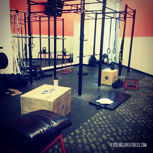 Messy Gym | Crossfit | I Fucking Love Fitness