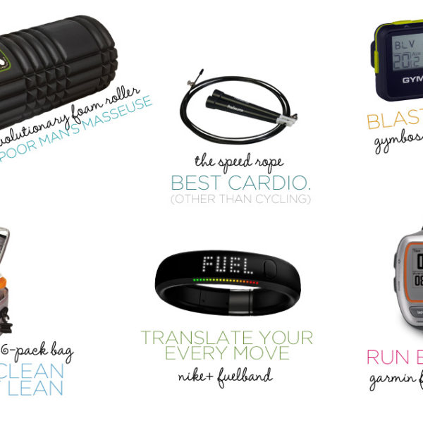 fitness gift ideas