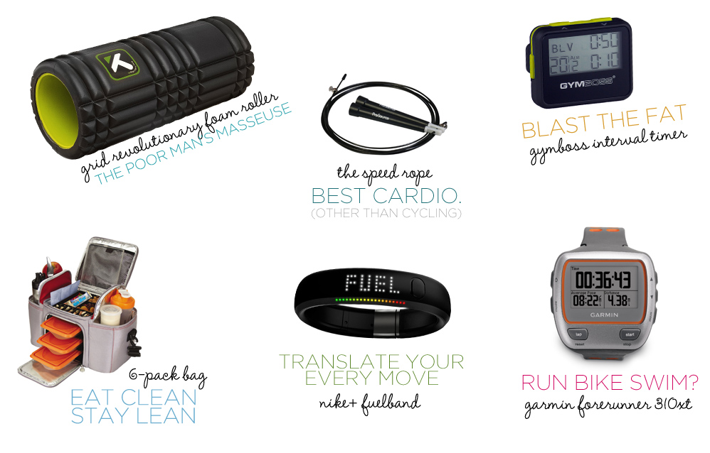 Holiday Gifts for Your Fit Friends