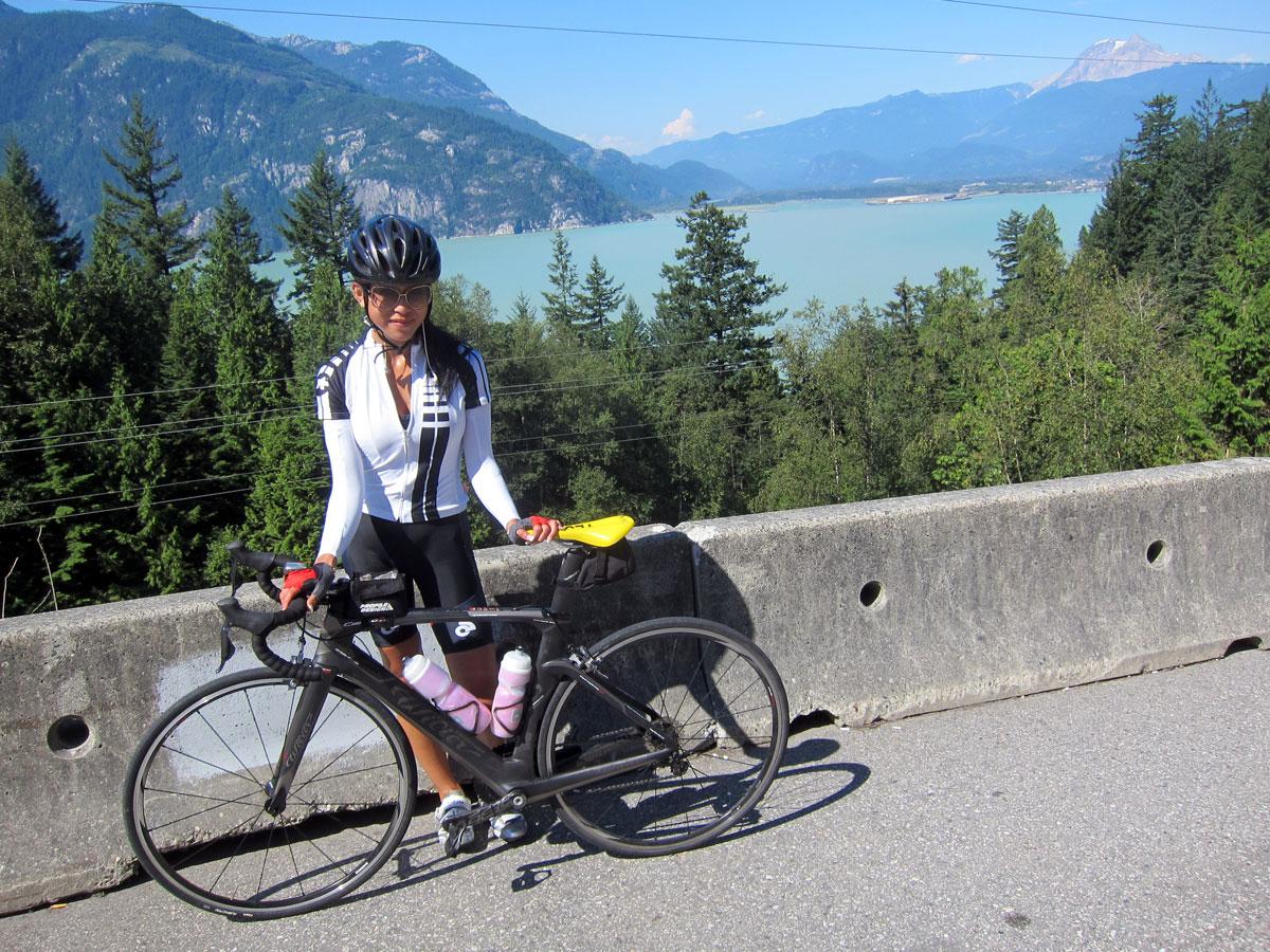 Cycling Ruins Lives