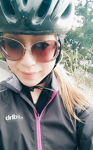 Cycling Selfie | I Fucking Love Fitness