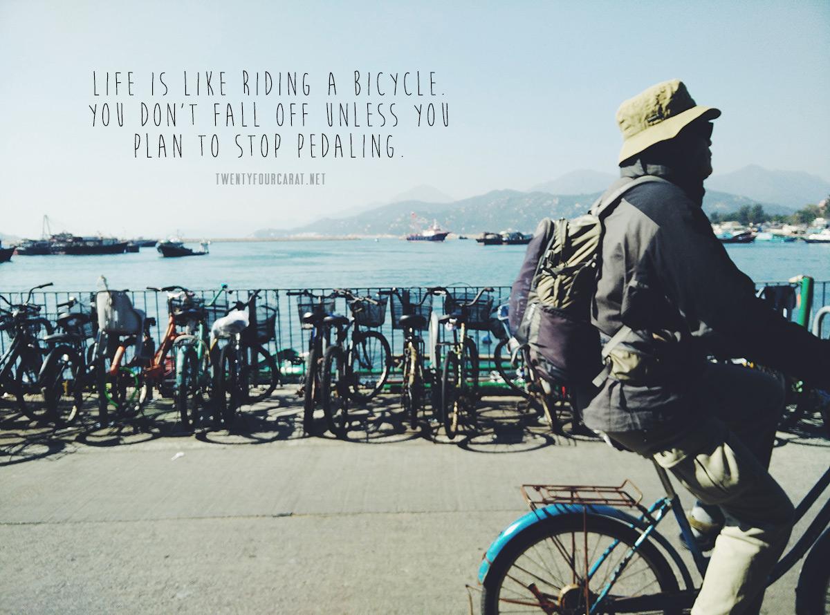 cycling @ twentyfourcarat.net