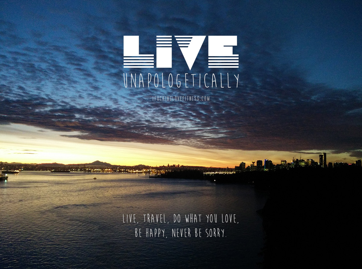 twentyfourcarat.net // vancouver // cycling // live unapologetically