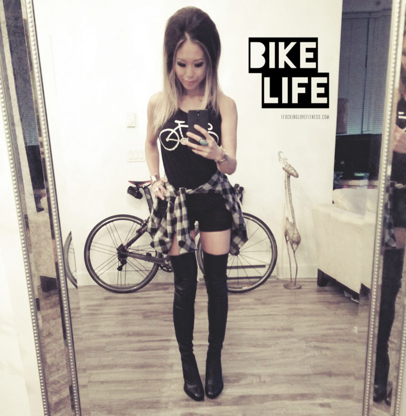 Bike Life @ I Fucking Love Fitness