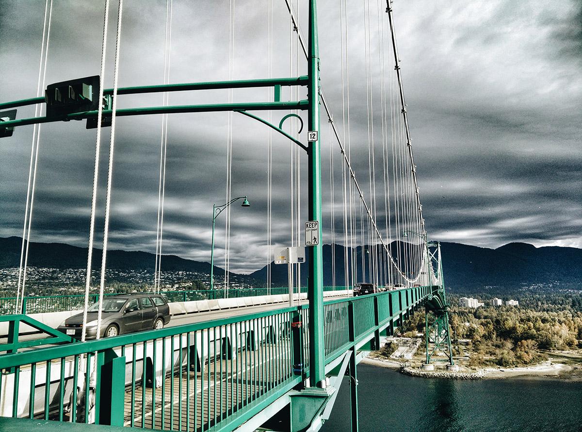 Vancouver | Lions Gate Bridge