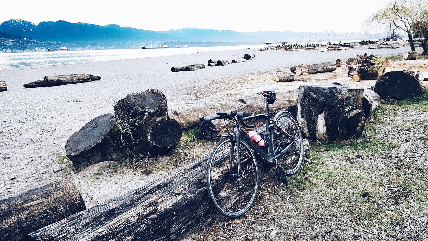 twentyfourcarat.net // bike to work // spanish banks + wilier triestina