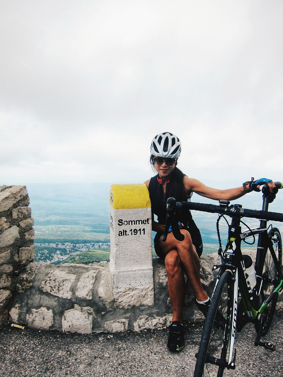 Mount Ventoux, June 2014.