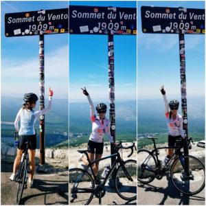 Amongst The Cinglés: Up & Down Mont Ventoux 3x