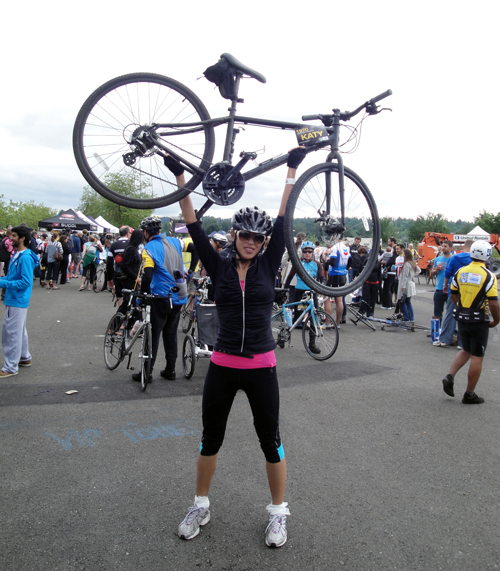 Ride to Conquer Cancer 2011