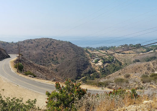 Santa Monica Mountains | Los Angeles |Thoughts on Descending