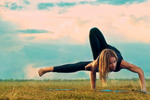 My First Bikram Hot Yoga Experience