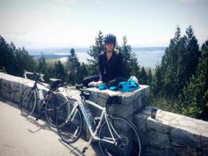 Silent Suffering: My First Cypress Climb