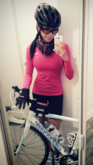 How to Dress For Winter Cycling