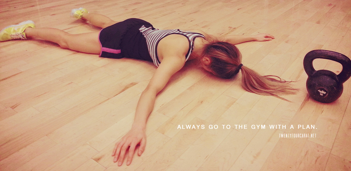 One Tip For a Successful Gym Session