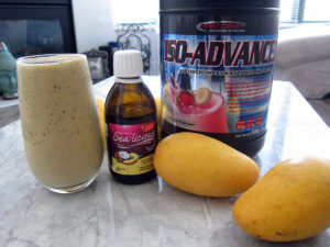 Favorites: Tropical Protein Smoothie