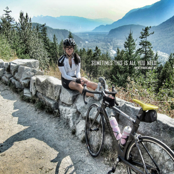 cycling & fitness on the sea to sky from vancouver to whistler @ twentyfourcarat