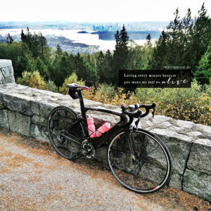 Feel Alive: Reasons to Cycle