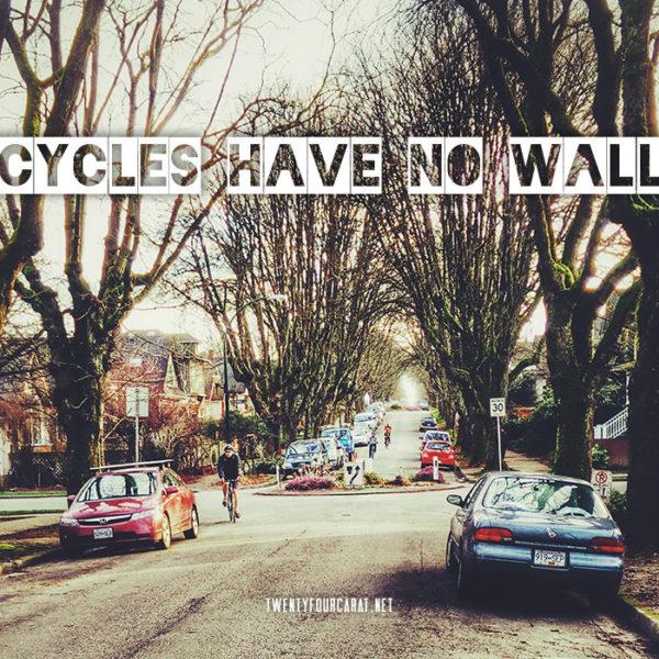 twentyfourcarat.net + bike cycling commuting tips