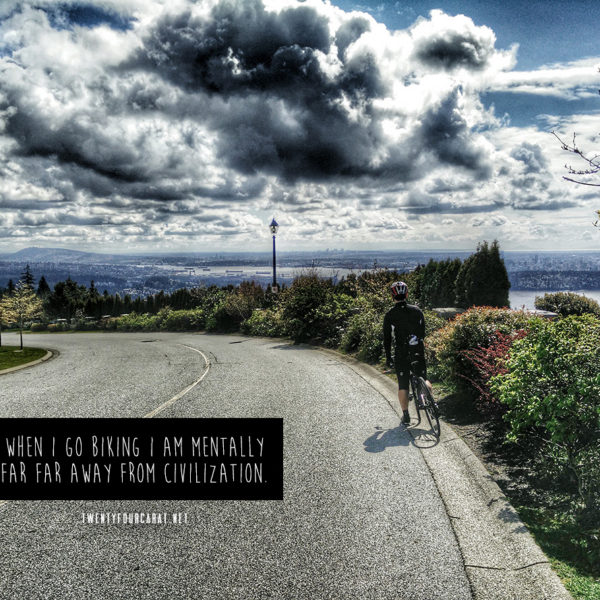 cycling + twentyfourcarat.net