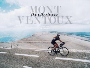The Pilgrimage Up Mont Ventoux