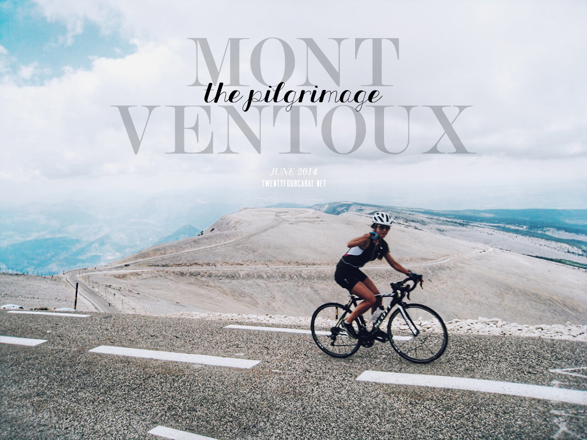 The Pilgrimage Up Mont Ventoux
